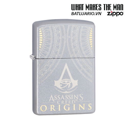 Zippo 29785 - Zippo Assassins Creed Origins Satin Chrome