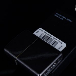 Zippo 29823 - Zippo Iced Carbon Fibre Design Grey Ice 1