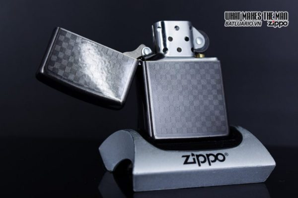 Zippo 29823 - Zippo Iced Carbon Fibre Design Grey Ice 2