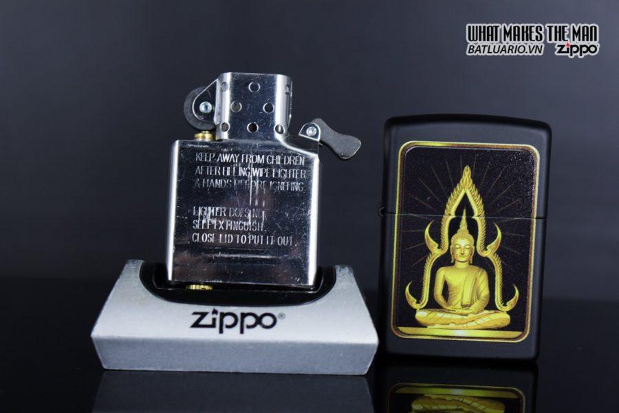 Zippo 29836 – Zippo Buddah Black Matte 14