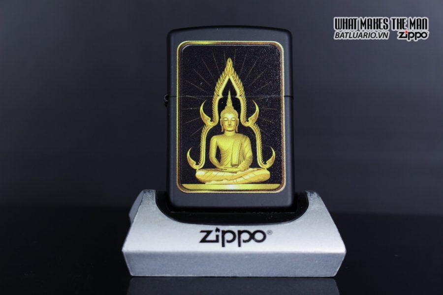 Zippo 29836 – Zippo Buddah Black Matte 5