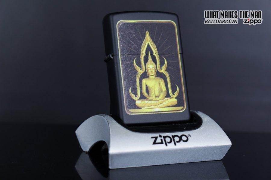 Zippo 29836 – Zippo Buddah Black Matte 6