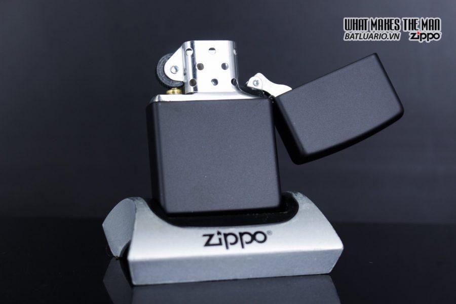Zippo 29836 – Zippo Buddah Black Matte 8