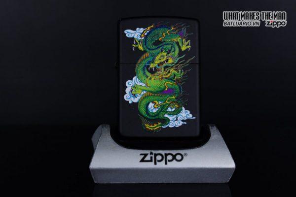 Zippo 29839 – Zippo Dragon Black Matte 1