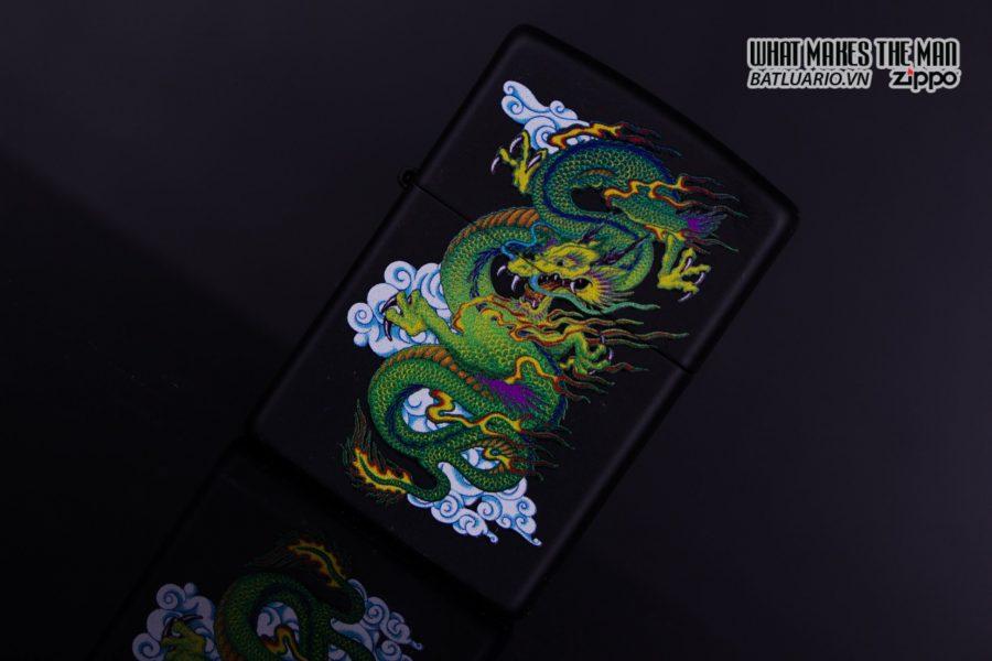 Zippo 29839 – Zippo Dragon Black Matte 5