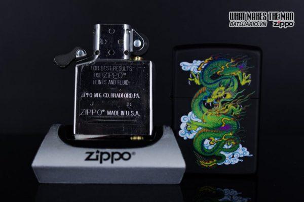 Zippo 29839 – Zippo Dragon Black Matte 6