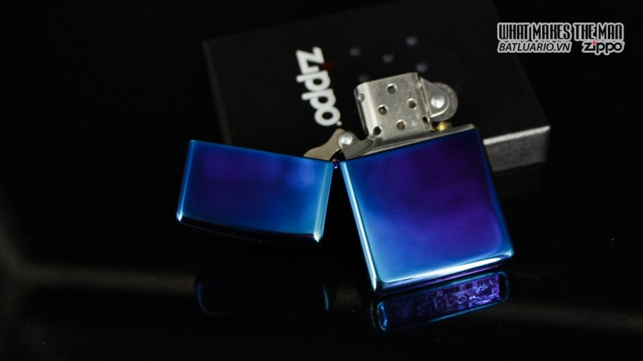 Zippo 29899 – Zippo Regular High Polished Indigo 11