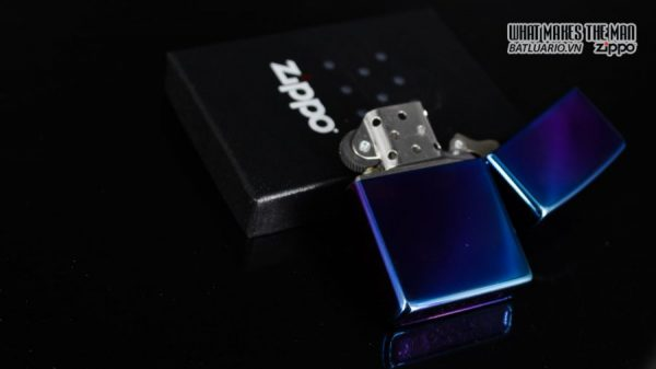 Zippo 29899 – Zippo Regular High Polished Indigo 12