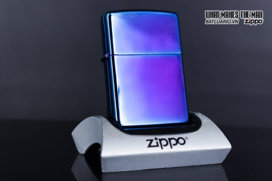 Zippo 29899 – Zippo Regular High Polished Indigo 3