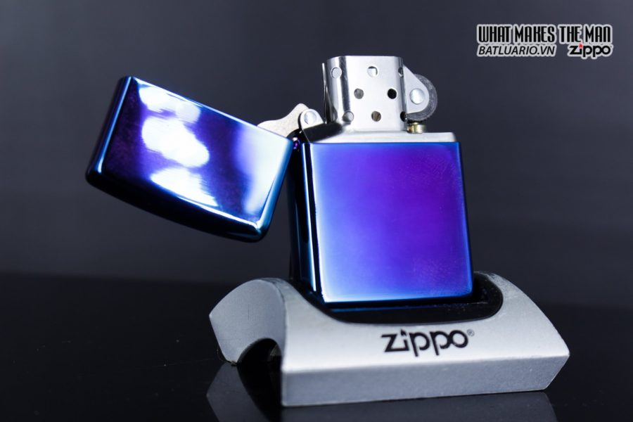 Zippo 29899 – Zippo Regular High Polished Indigo 4