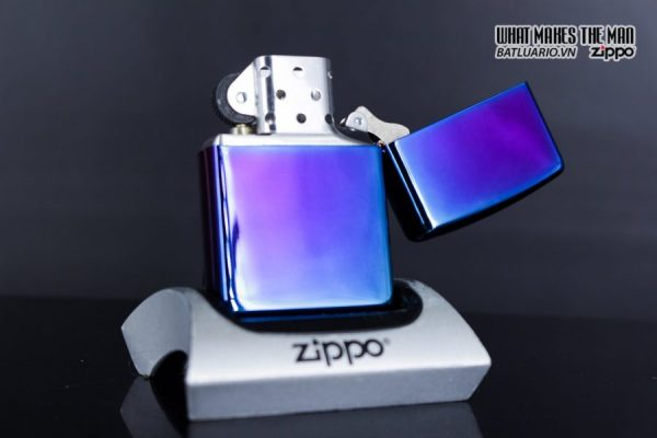 Zippo 29899 – Zippo Regular High Polished Indigo 5