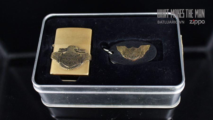 ZIPPO GIFT SET 1999 – HARLEY DAVIDSON® 1