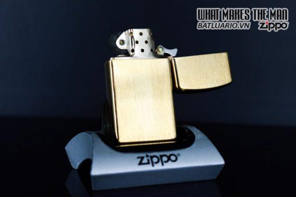 ZIPPO SLIM XƯA 1979 – GOLD PLATE GOLDEN ELEGANCE – MẠ VÀNG 22K 4