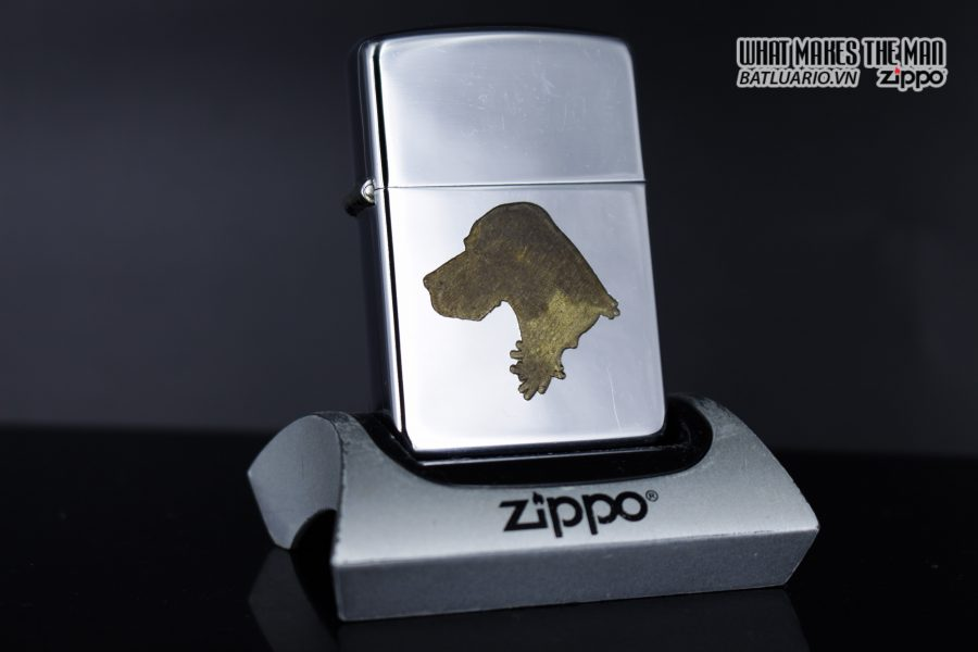 ZIPPO XƯA 1954 - 1955 – TOWN & COUNTRY – SETTER - PROTOTYPE