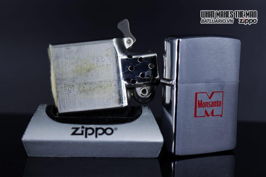 ZIPPO XƯA 1963 - MONSANTO