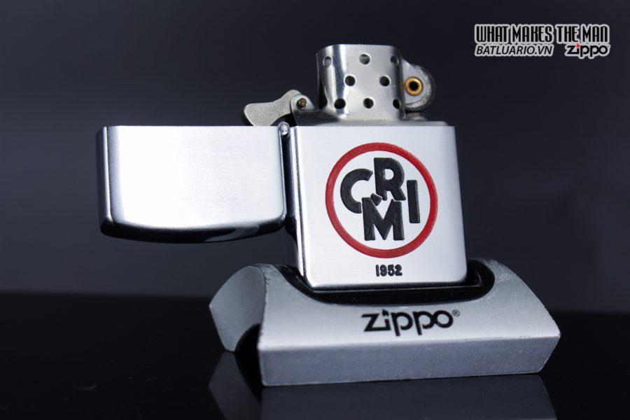 ZIPPO XƯA 1951 - 1952 - C.R.M.I