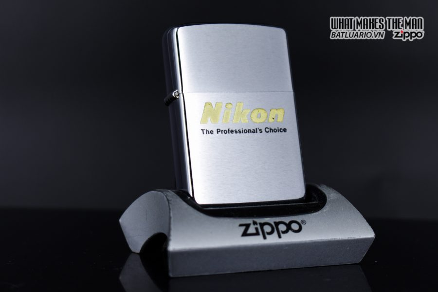 ZIPPO XƯA 1978 – NIKON CORPORATION