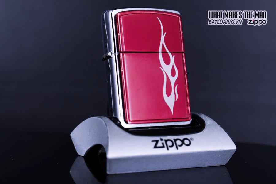 ZIPPO 2002 - LARGE FLAME