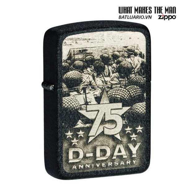 ZIPPO 29930 - ZIPPO D-DAY 75TH ANNIVERSARY COMMEMORATIVE GIFT SET
