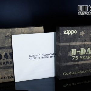 ZIPPO 29930 - ZIPPO D-DAY 75TH ANNIVERSARY COMMEMORATIVE GIFT SET 1
