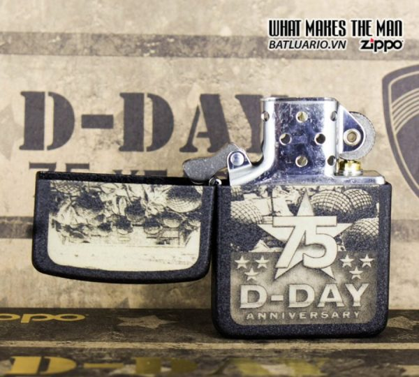 ZIPPO 29930 - ZIPPO D-DAY 75TH ANNIVERSARY COMMEMORATIVE GIFT SET 10