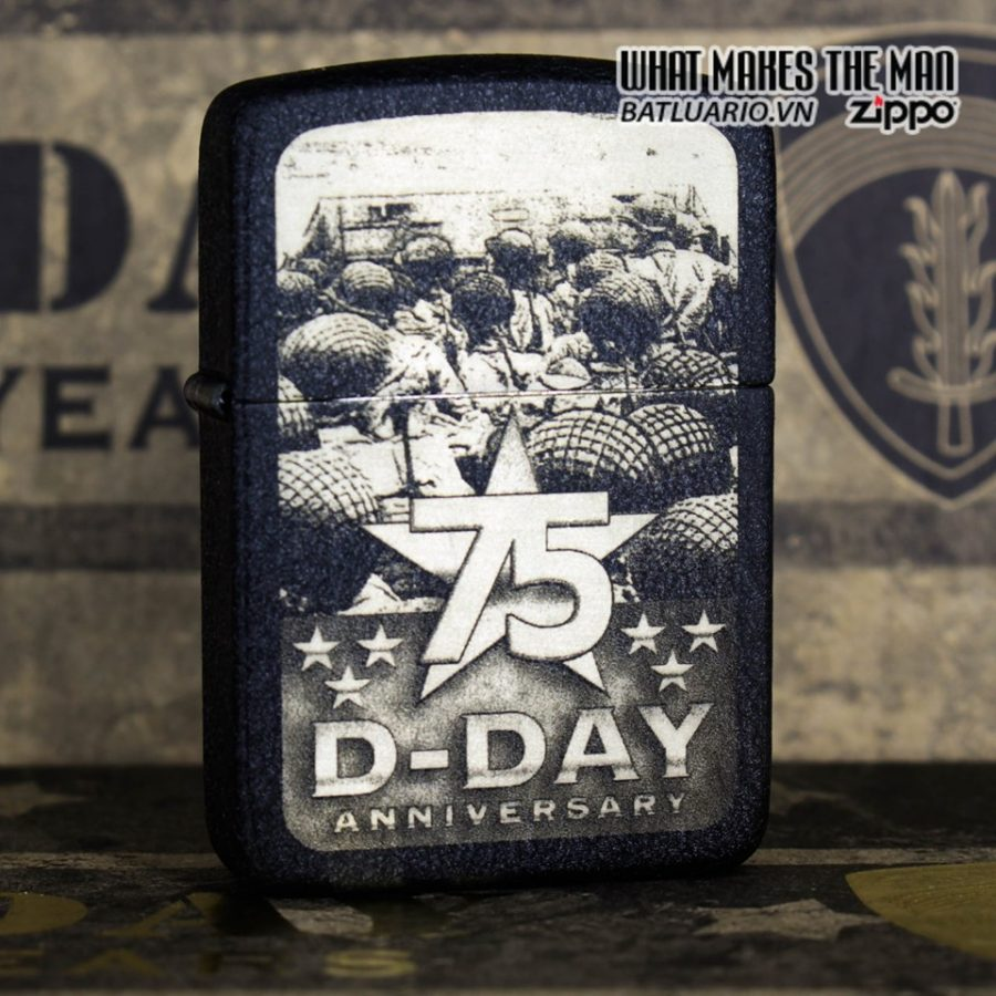 ZIPPO 29930 - ZIPPO D-DAY 75TH ANNIVERSARY COMMEMORATIVE GIFT SET 6