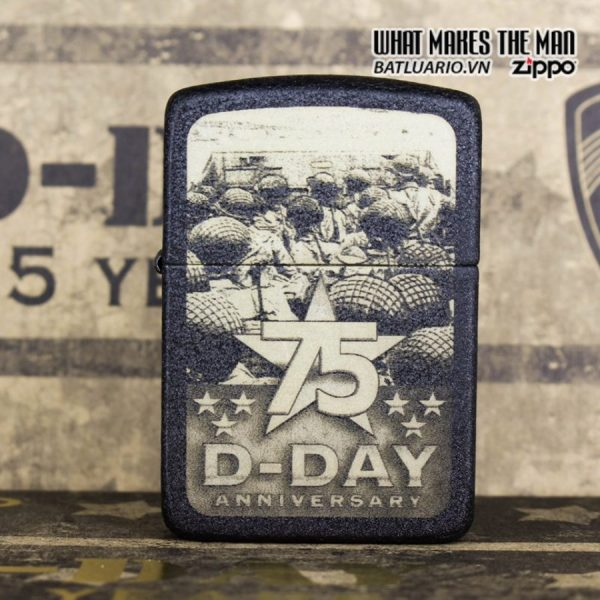 ZIPPO 29930 - ZIPPO D-DAY 75TH ANNIVERSARY COMMEMORATIVE GIFT SET 9