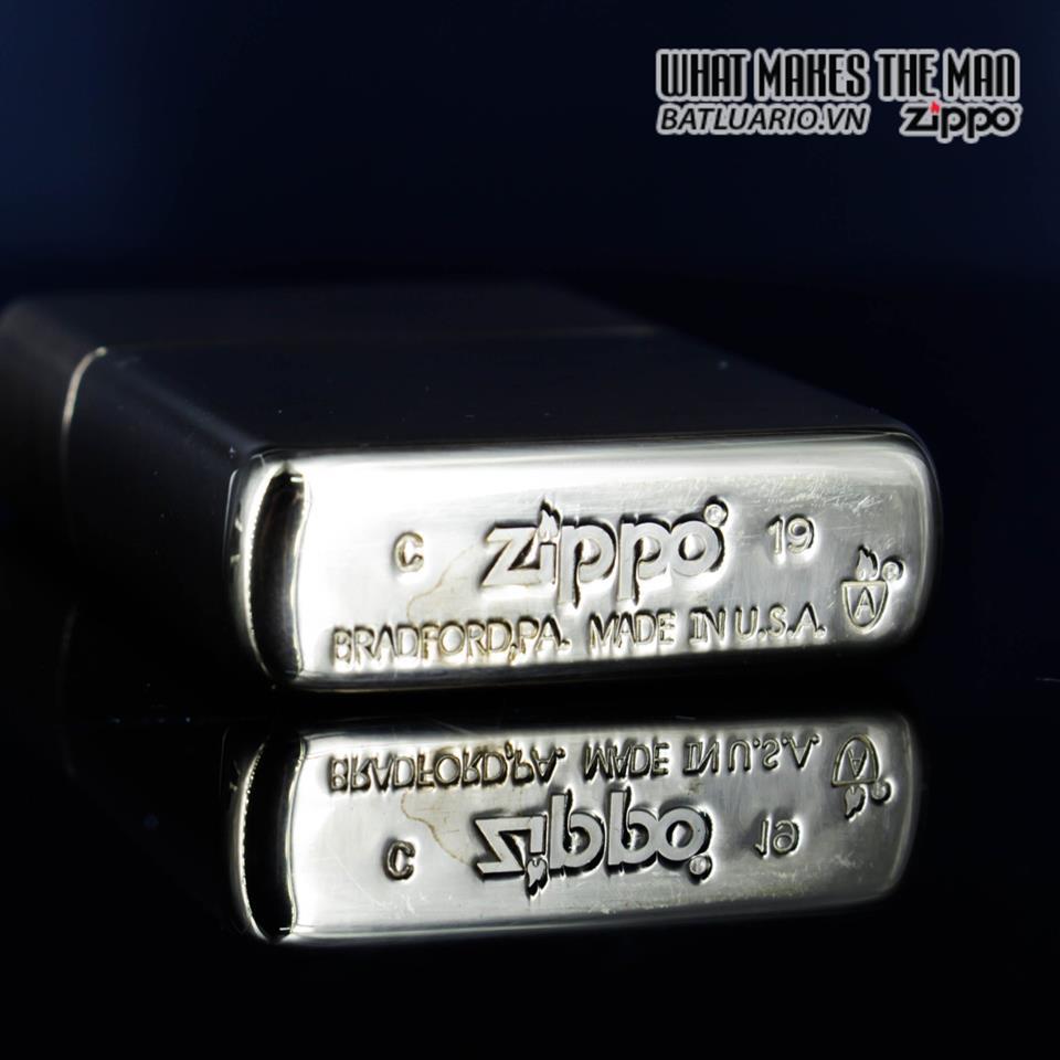 Zippo 49022 - Zippo Armor Chinese Love Symbol High Polish Brass 7