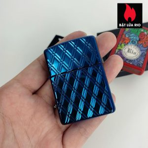 Zippo 29964 - Zippo Armor® High Polish Blue Diamonds 1
