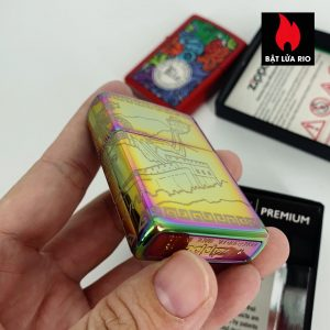 Zippo 49045 - Zippo Great Wall of China Multi Color 2