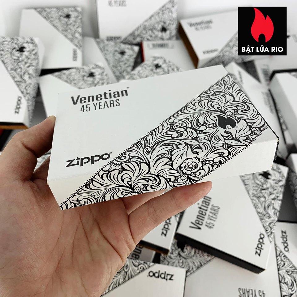 Zippo 49053 - Zippo Venetian 45th Anniversary 10