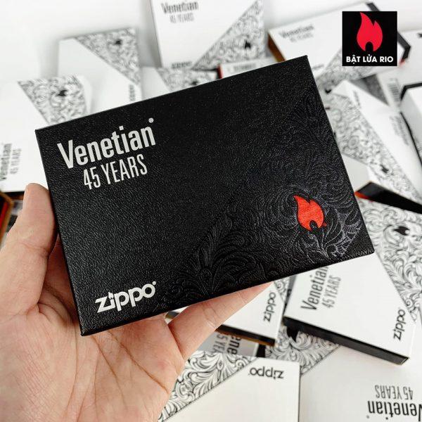 Zippo 49053 - Zippo Venetian 45th Anniversary 12