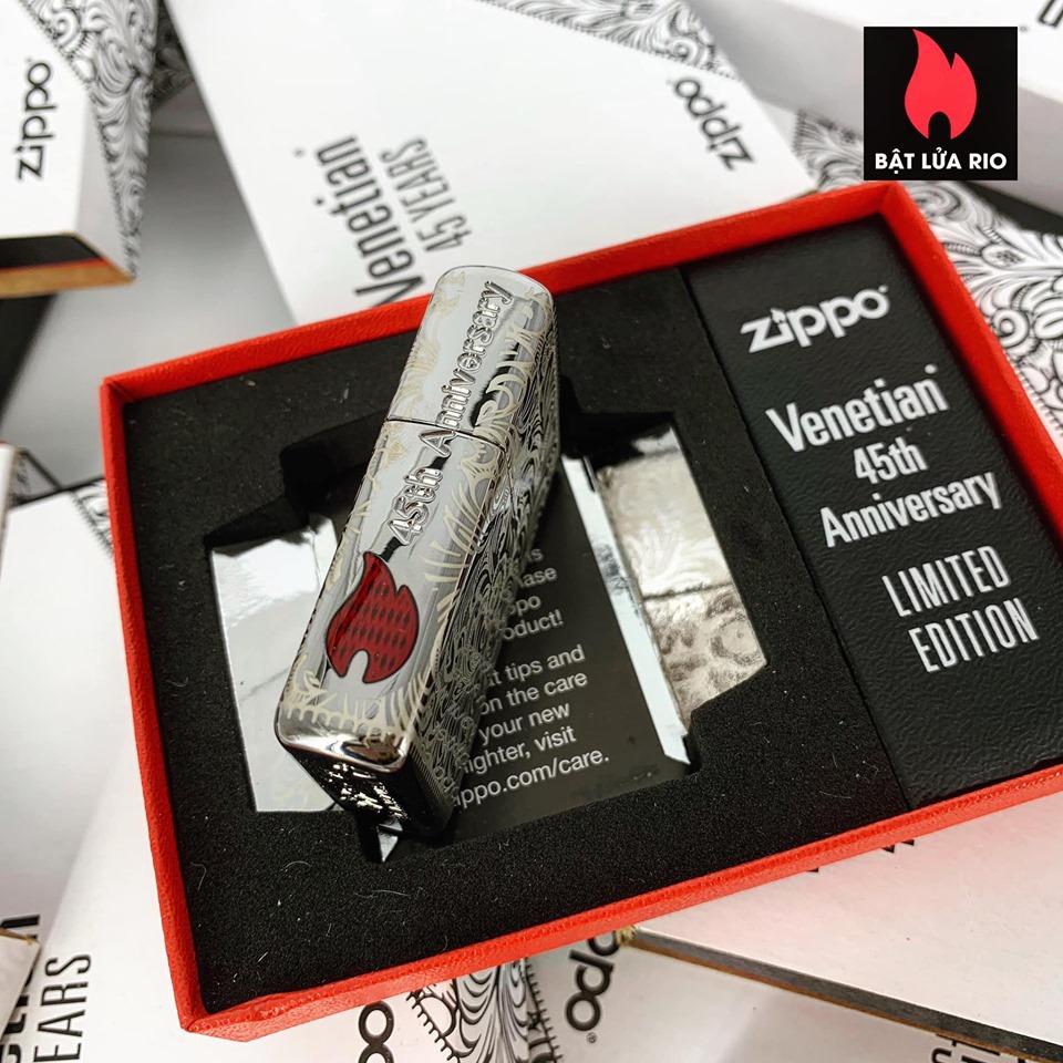 Zippo 49053 - Zippo Venetian 45th Anniversary 15