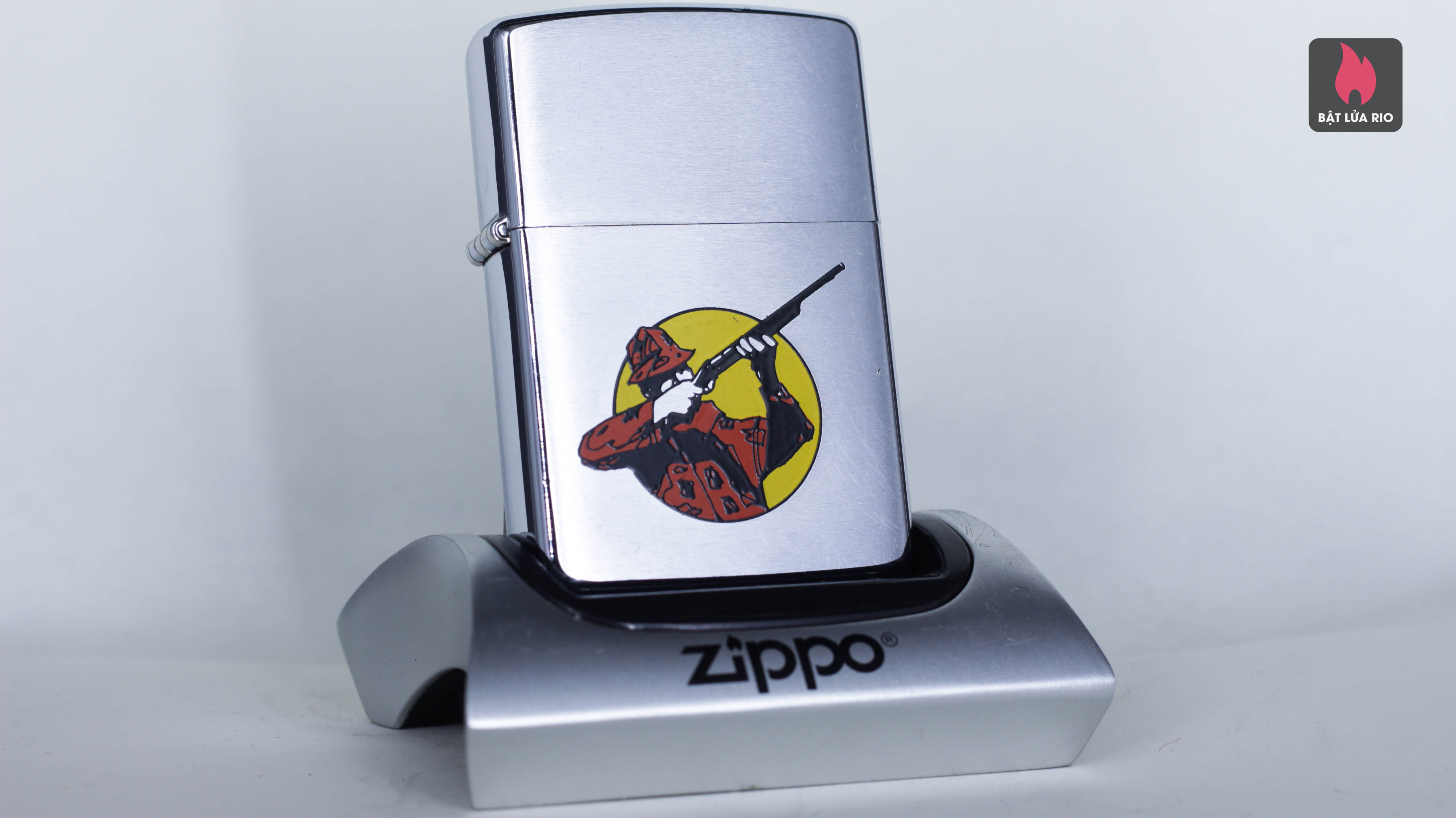 ZIPPO 1992 – HUNTER – SPORT SERIES