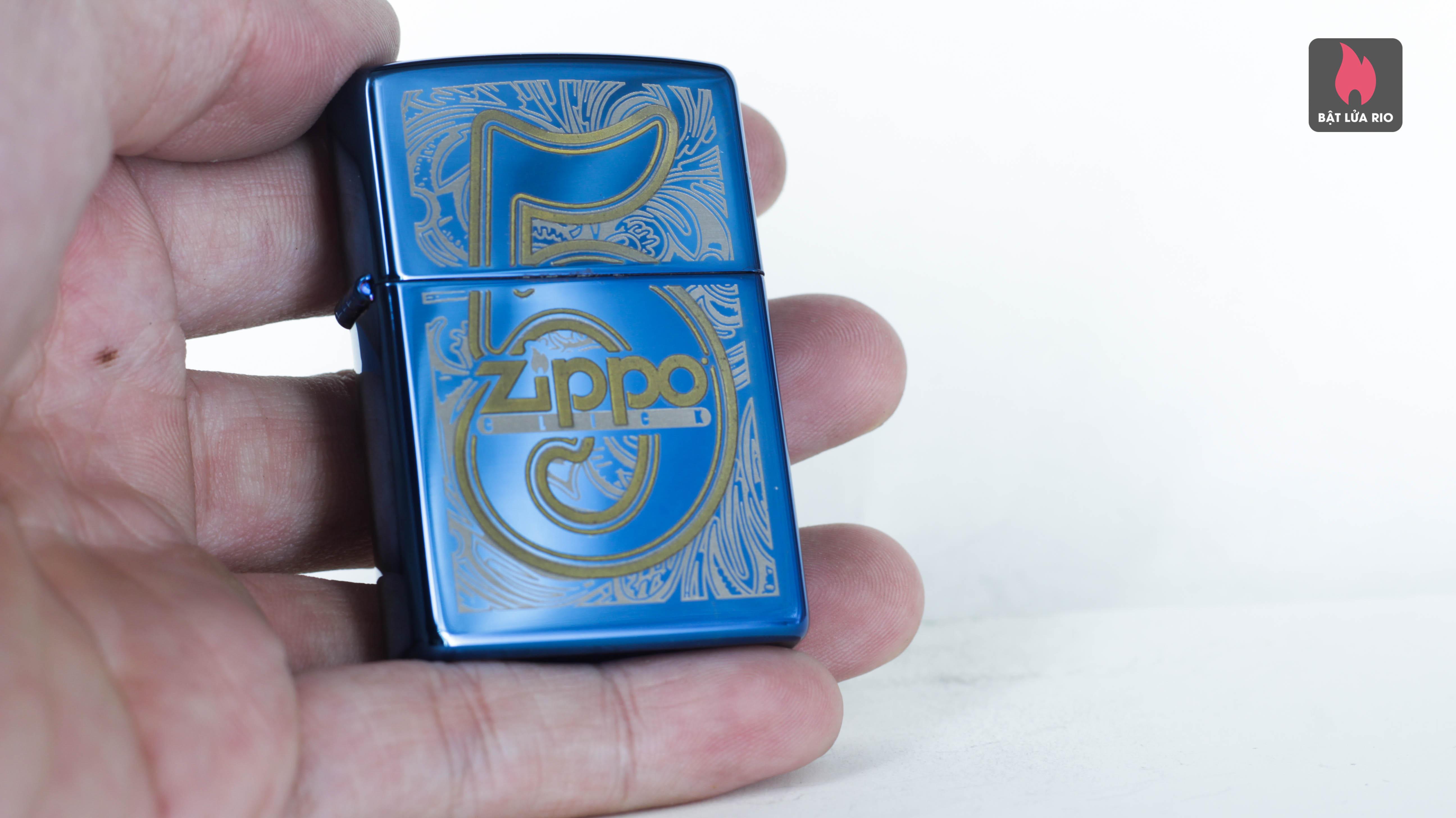 ZIPPO 2007 – ZIPPO CLICK 5TH ANNIVERSARY LIMITED MEMBER