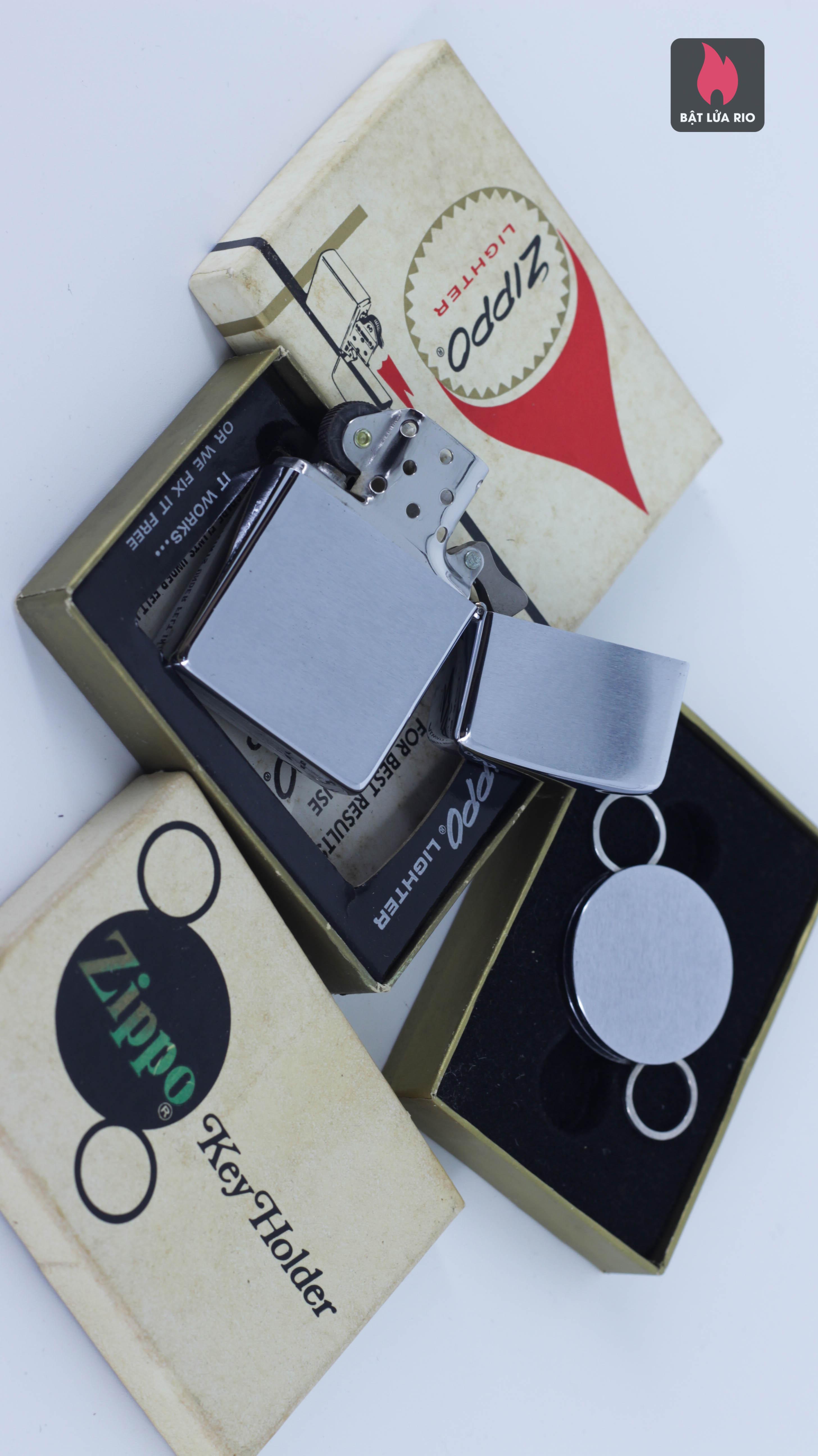 ZIPPO GIFT 1972 – SOLITRON DEVICES INC