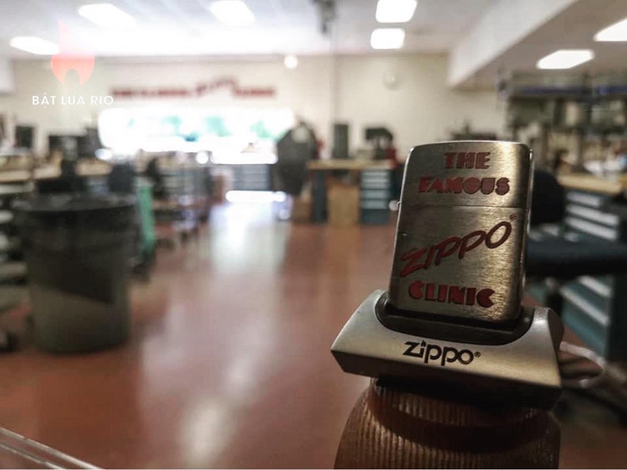 THAM QUAN BẢO TÀNG ZIPPO/CASE - ZIPPO/CASE MUSEUM 100