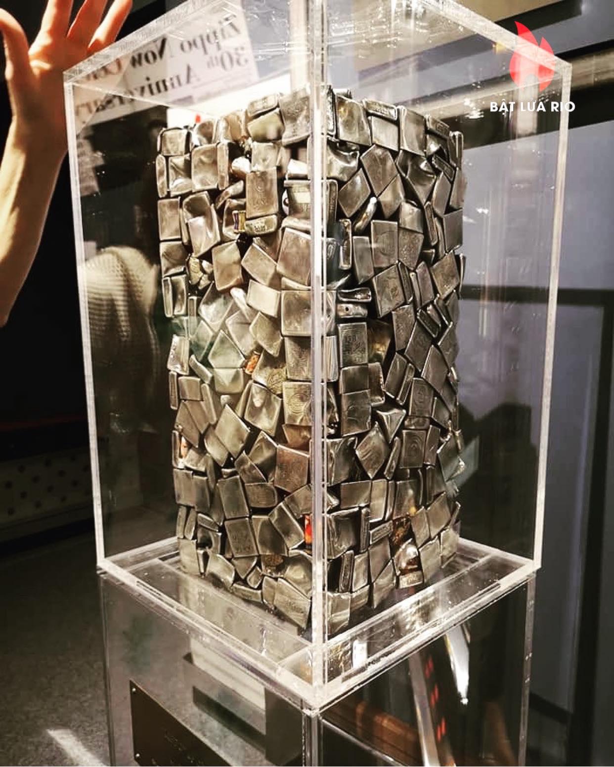 THAM QUAN BẢO TÀNG ZIPPO/CASE - ZIPPO/CASE MUSEUM 46