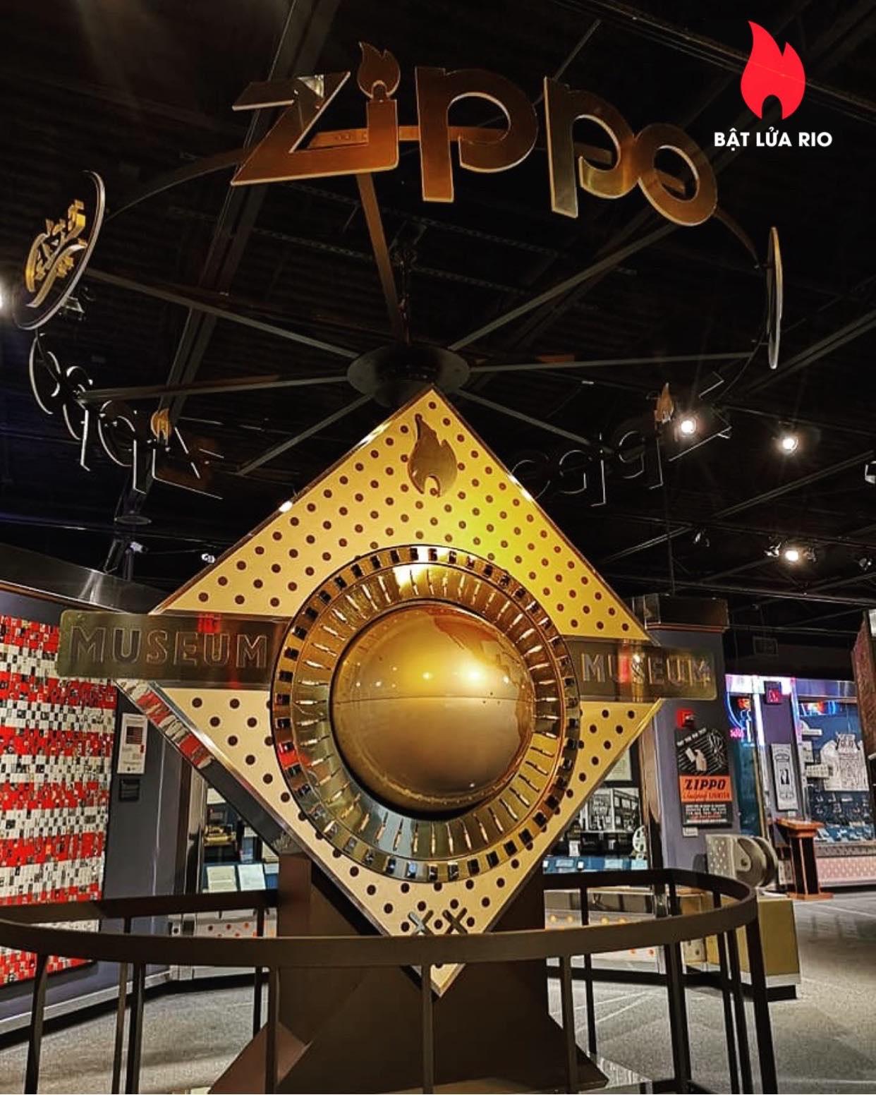 THAM QUAN BẢO TÀNG ZIPPO/CASE - ZIPPO/CASE MUSEUM 84