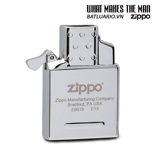Ruột Zippo Gas Butane Hai Tia Lửa - Butane Lighter Insert - Double Torch - 65827 24