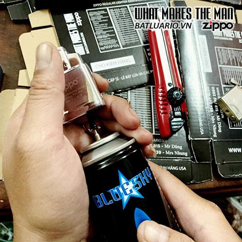 Ruột Zippo Gas Butane Hai Tia Lửa - Butane Lighter Insert - Double Torch - 65827 11