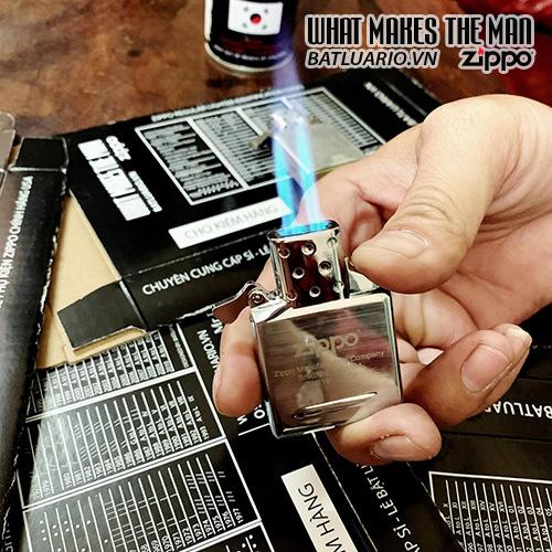 Ruột Zippo Gas Butane Hai Tia Lửa - Butane Lighter Insert - Double Torch - 65827 3