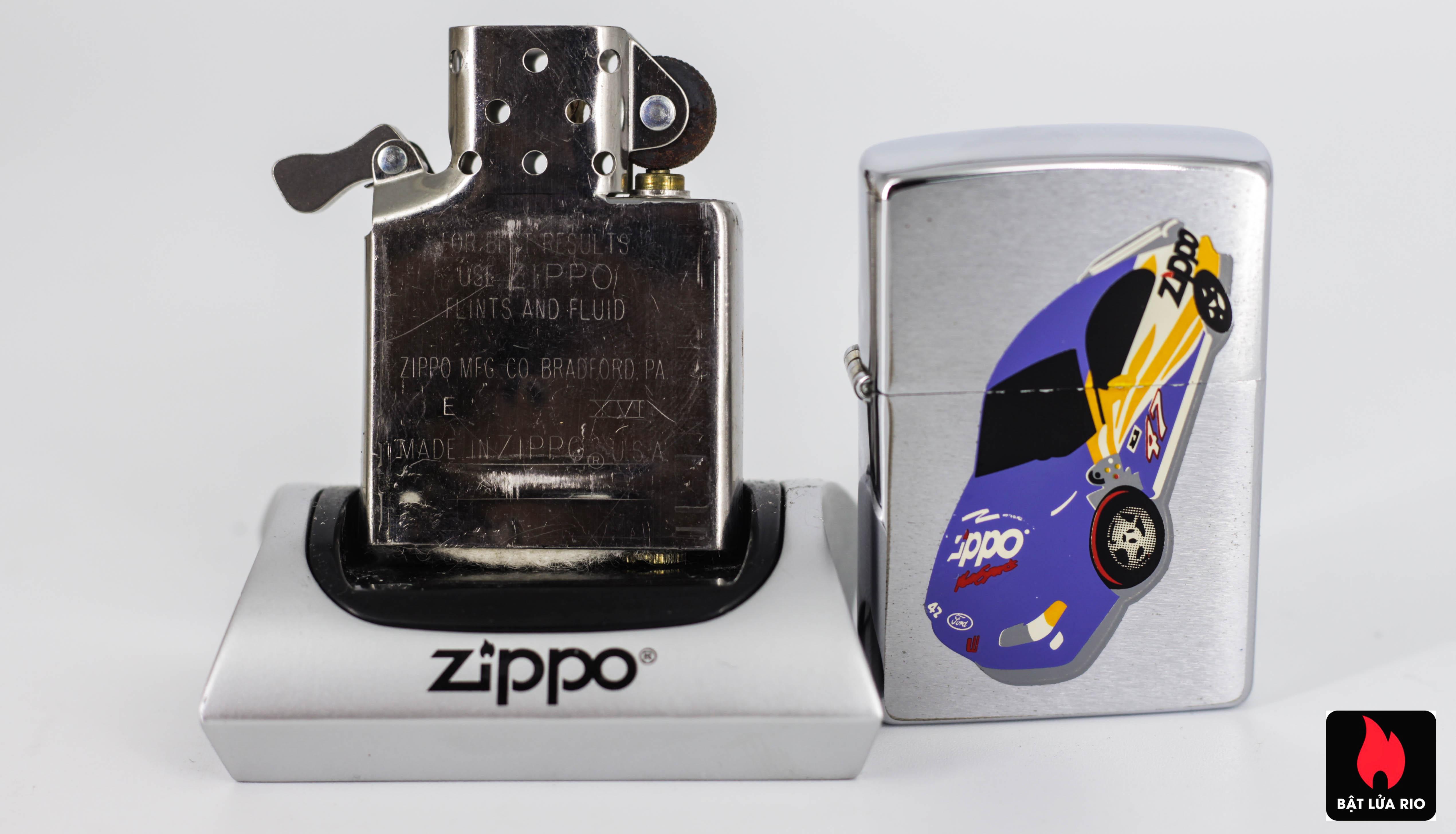 ZIPPO LA MÃ 2000 - CAR 47