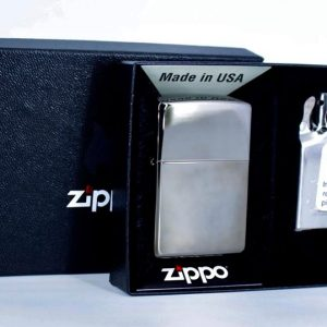 Zippo 29789 – Zippo Black Ice® Lighter & Pipe Insert 1