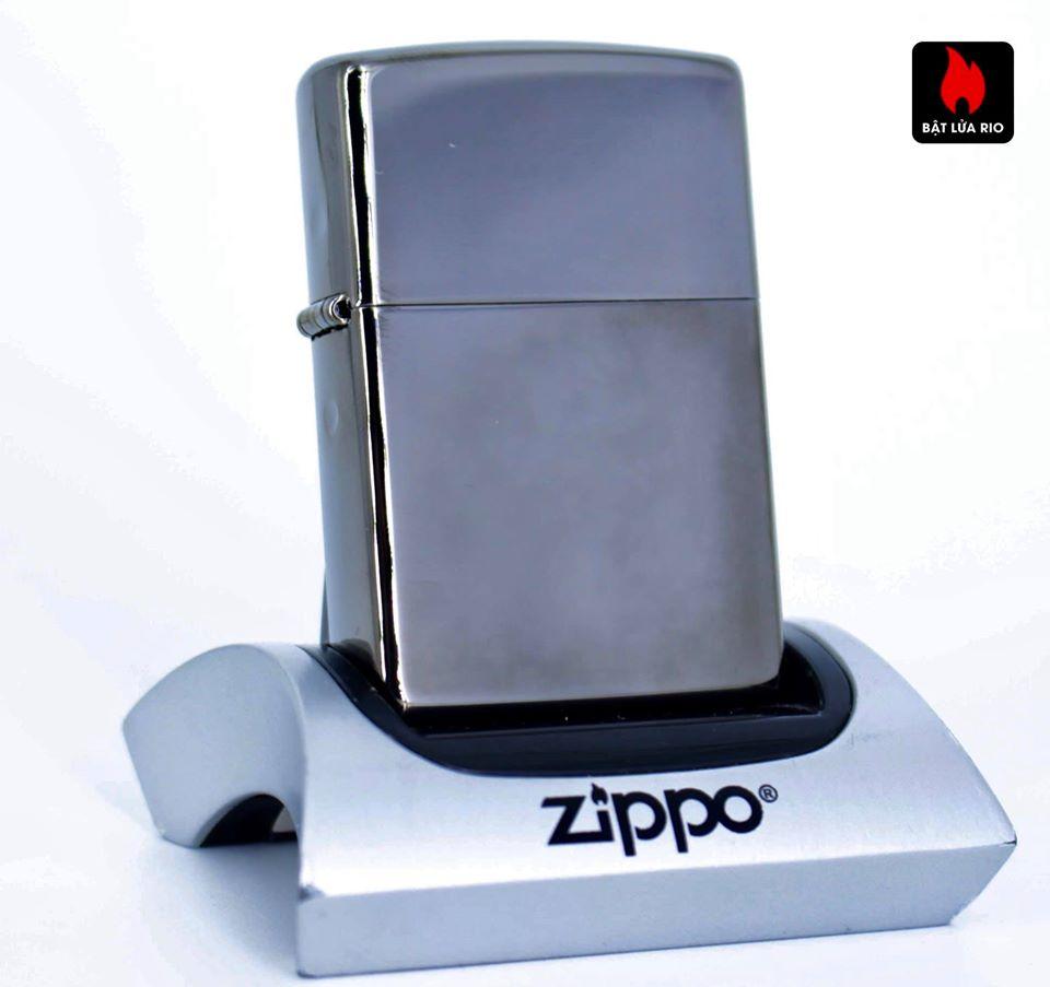 Zippo 29789 – Zippo Black Ice® Lighter & Pipe Insert 10