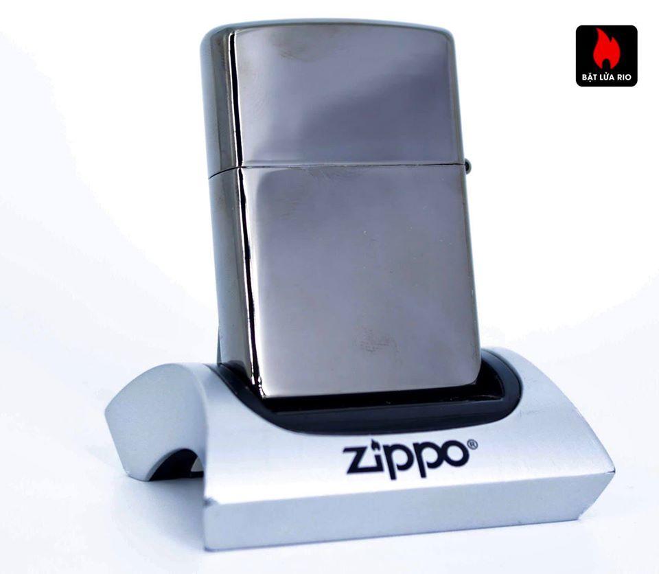 Zippo 29789 – Zippo Black Ice® Lighter & Pipe Insert 11