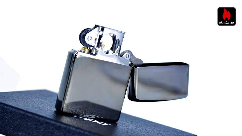 Zippo 29789 – Zippo Black Ice® Lighter & Pipe Insert 7