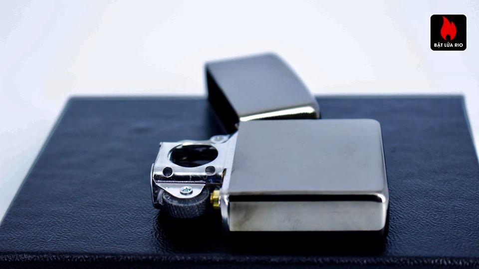 Zippo 29789 – Zippo Black Ice® Lighter & Pipe Insert 8