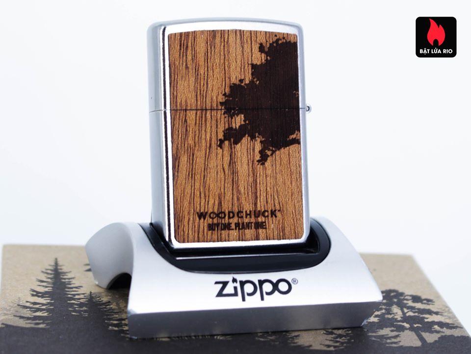 Zippo 49066 – Zippo WOODCHUCK USA Lighter & Bottle Opener Gift Set 14