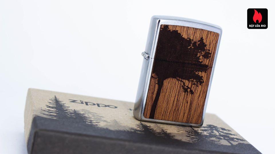 Zippo 49066 – Zippo WOODCHUCK USA Lighter & Bottle Opener Gift Set 7